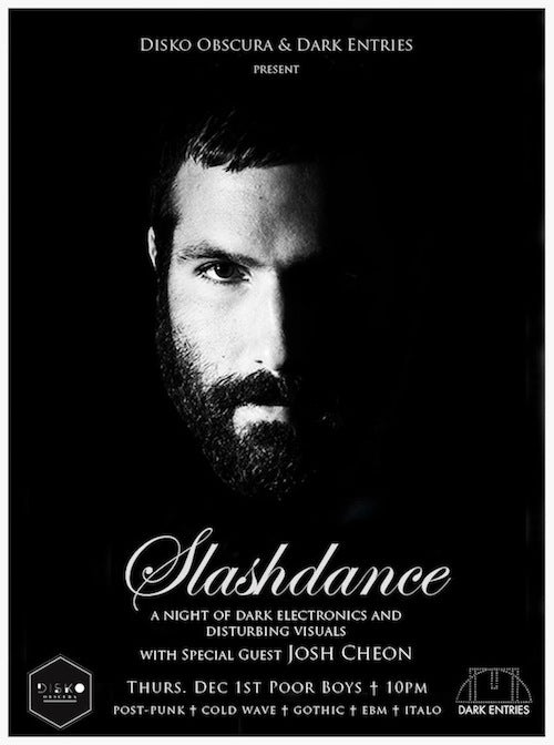 Slashdance with Josh Cheon (Dark Entries)