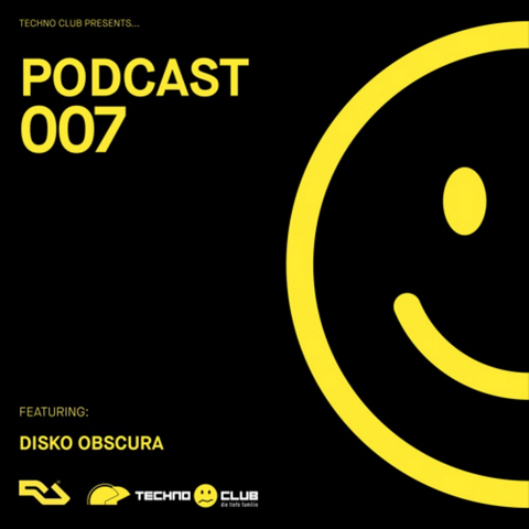 Disko Obscura Live at Techno Club