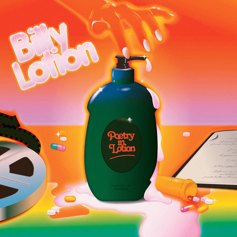 Billy Lotion - Poetry In Lotion /// DSK 015 (Pre-order)