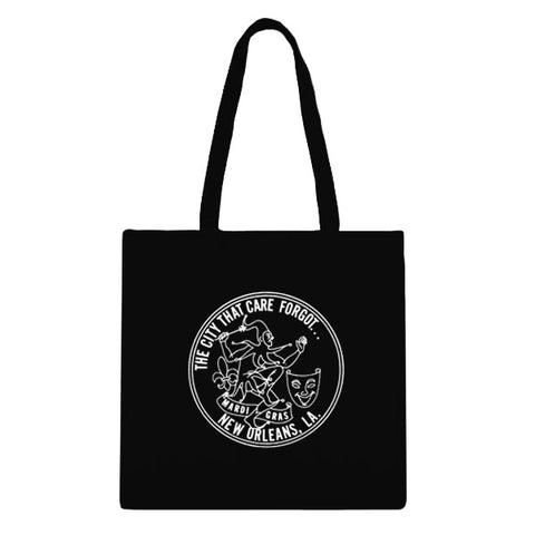 The City That Care Forgot Tote