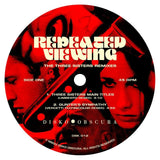Vinyl - Repeated Viewing - The Three Sisters Remix EP /// DSK 012 Disko Obscura