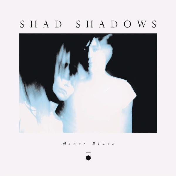 Vinyl - Shad Shadows - Minor Blues LP /// DSK 011