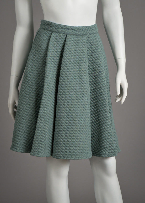 RYU Quilted Skirt - Final Sale