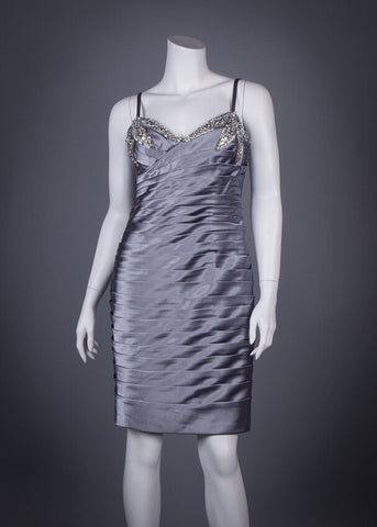 Cocktail Dress With Beading