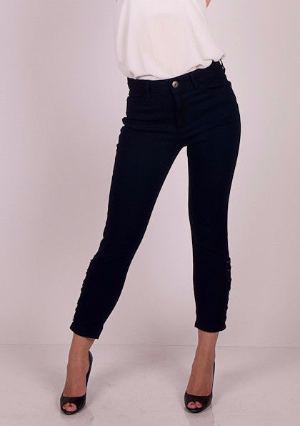 DL Bardot High Rise Jean - Lolita- Final Sale