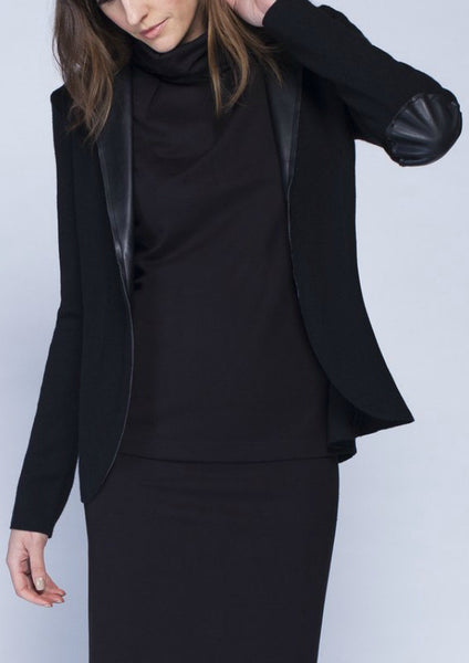 Asmar Sweater Blazer