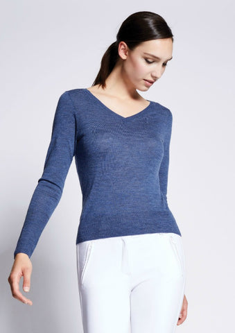 Asmar Adara V Neck Sweater