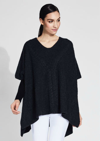 Asmar Calais Wool Cape