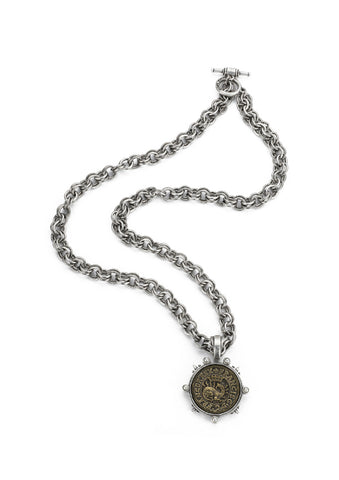 French Kande Provence Chain with Drago Medallion