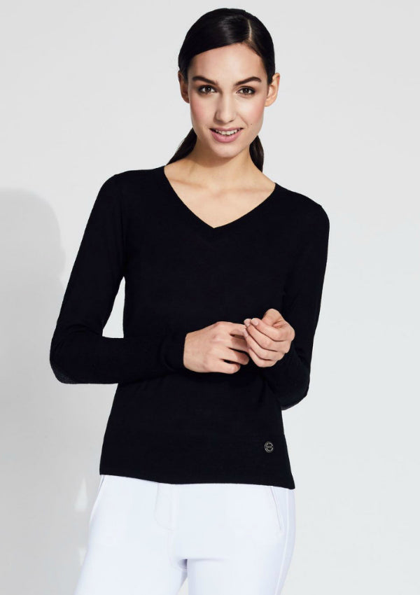 Asmar Jesse V-Neck Merino Sweater
