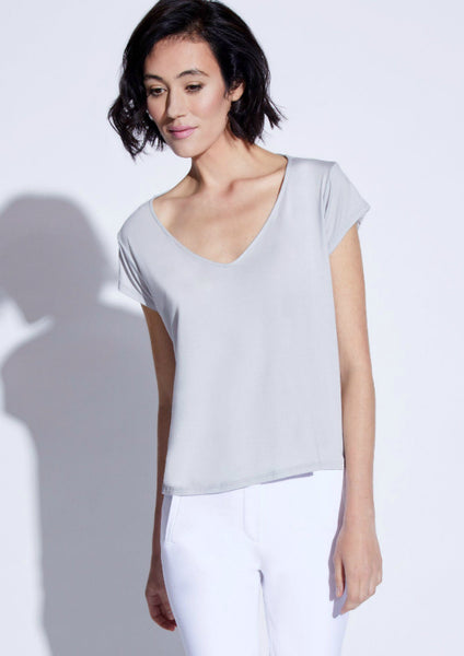 Asmar Laurel V Neck Tee