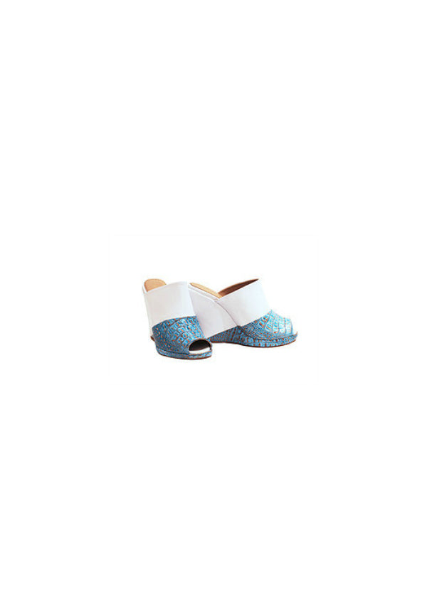 Zeyzani Turquoise Python and White Wedge