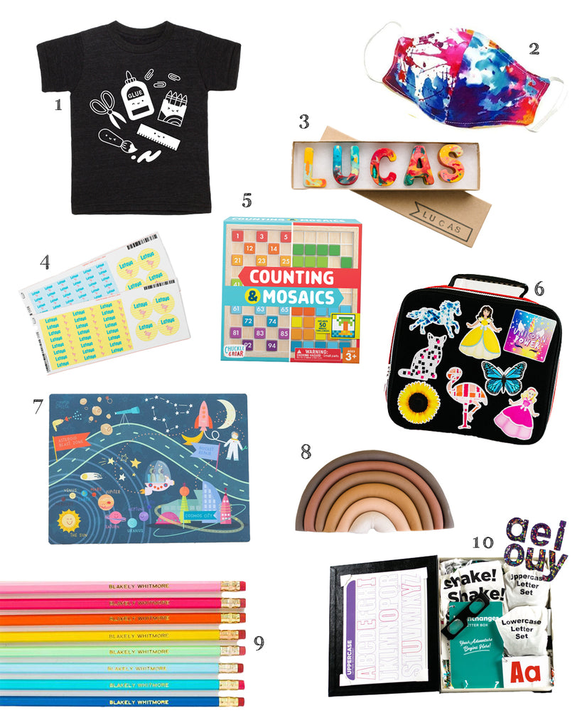 Art 2 the Extreme Back to School Gift Guide