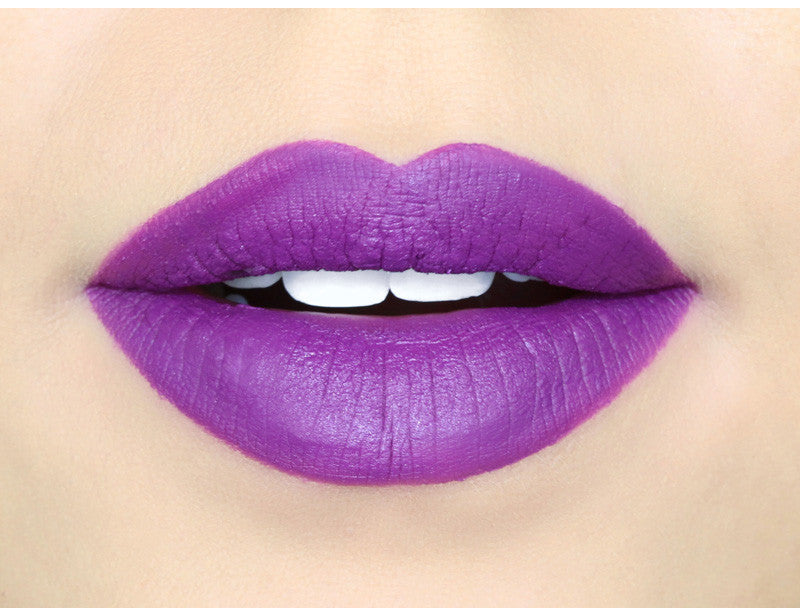 Love Triangle Matte Flat Velvet Lipstick by LA Girl Cosmetics