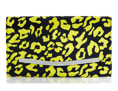 Miss Banana Split Clutch Handbag