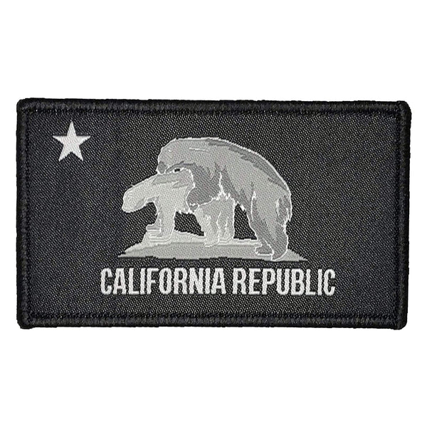 """Cali-Fornication"" Embroidered Morale Patch"
