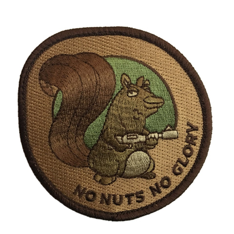 No Nuts No Glory - F-Bomb Morale Gear