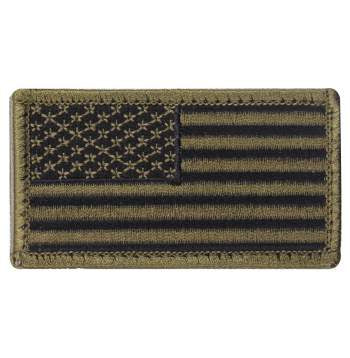 American Flag Embroidered Morale Patch