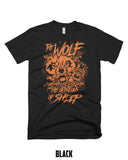 The Wolf - Short Sleeve T-Shirt - F-Bomb Morale Gear