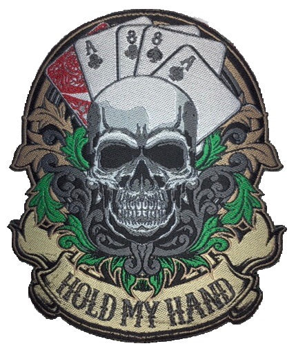 """Hold My Hand"" Morale Patch"