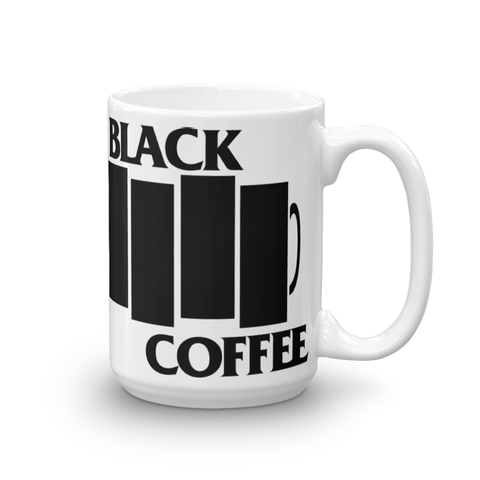 Black Coffee - Mug