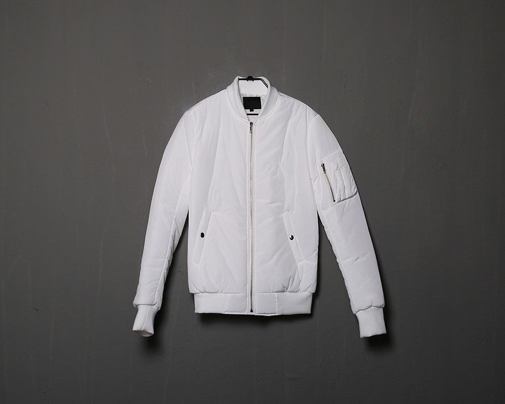 Bomber Classic Black White Edition