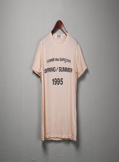 CDG Fashion T-Shirt Limited Edition