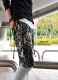 Camouflage Baggy Short