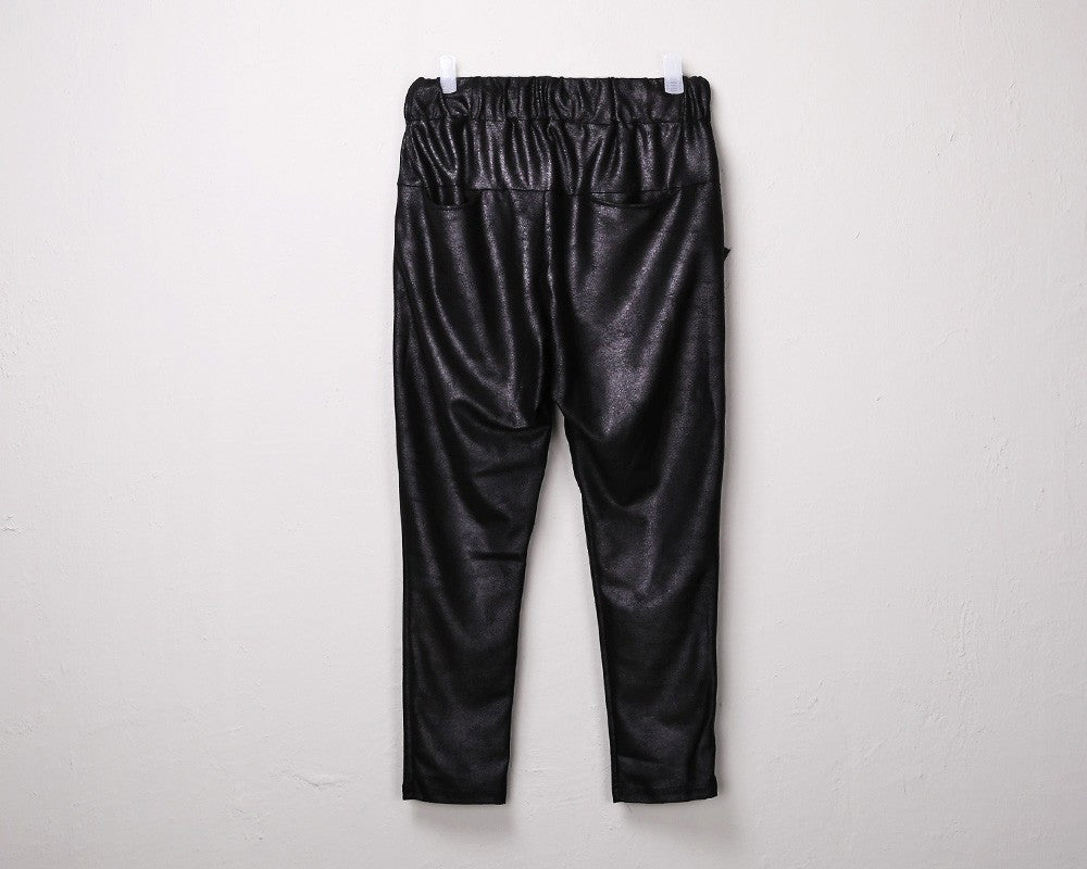 Fancy Leather sweatpants