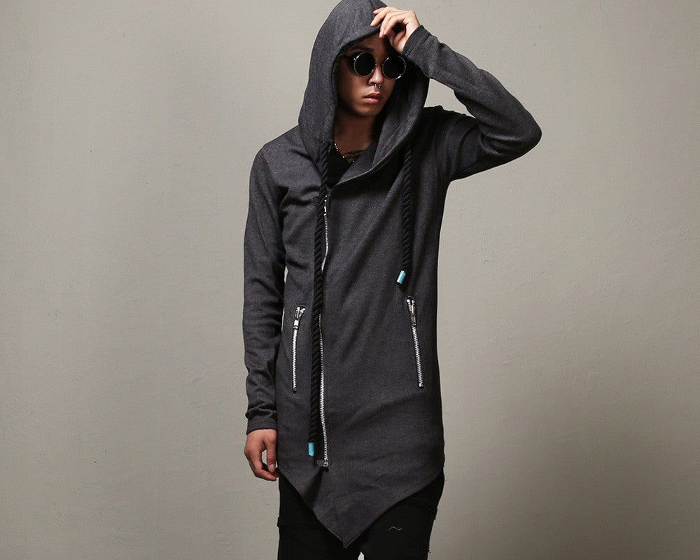 Hoodie Zipped New Style