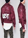 LOST BOMBER JACKET