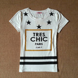 Tres Chic T-shirt