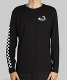 TransWorld Aggro Zone Long Sleeve - Black