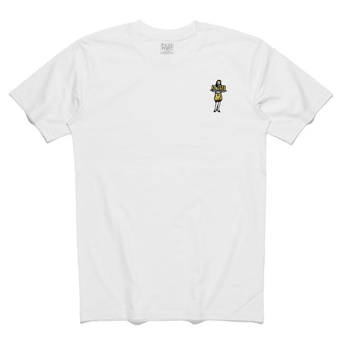 Pass Port Cans T-shirt - White