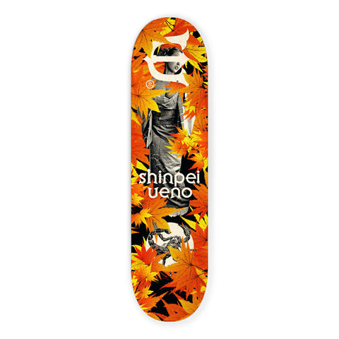 Evisen Skateboards Shinpei Ueno Geisha Girls Deck