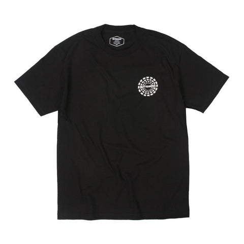 Butter Goods Swarm T-Shirt - Black