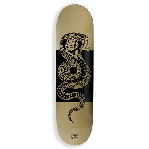 Pass Port Glory Hisses Skateboard Deck