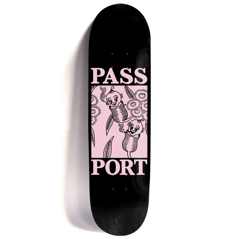 "Passport Pleasure ""Smokey"" Skateboard Deck"