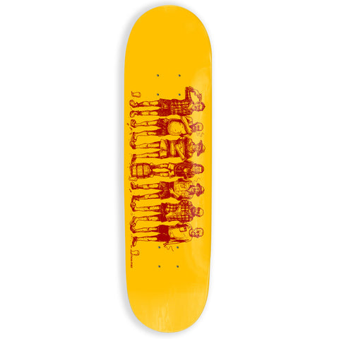 Passport Singles Squad Skateboard Deck
