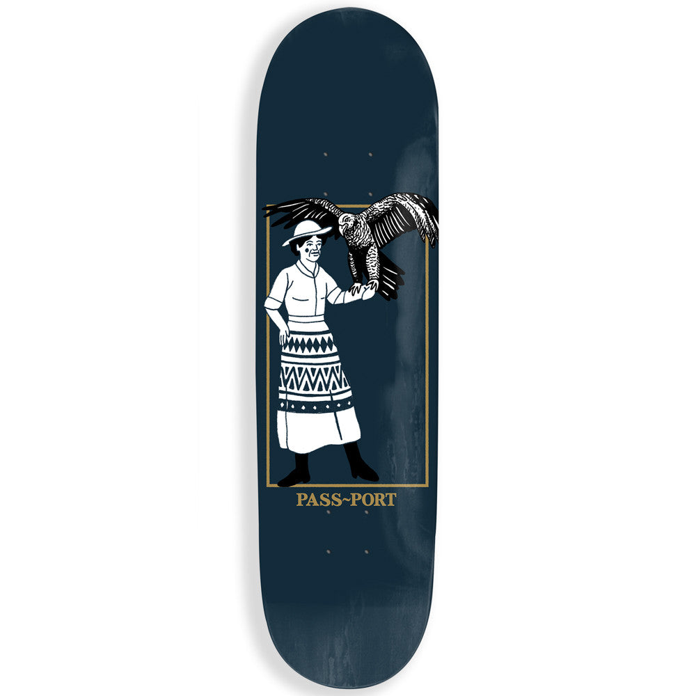 "PassPort Wild Women ""Her Eagles"" Skateboard Deck"