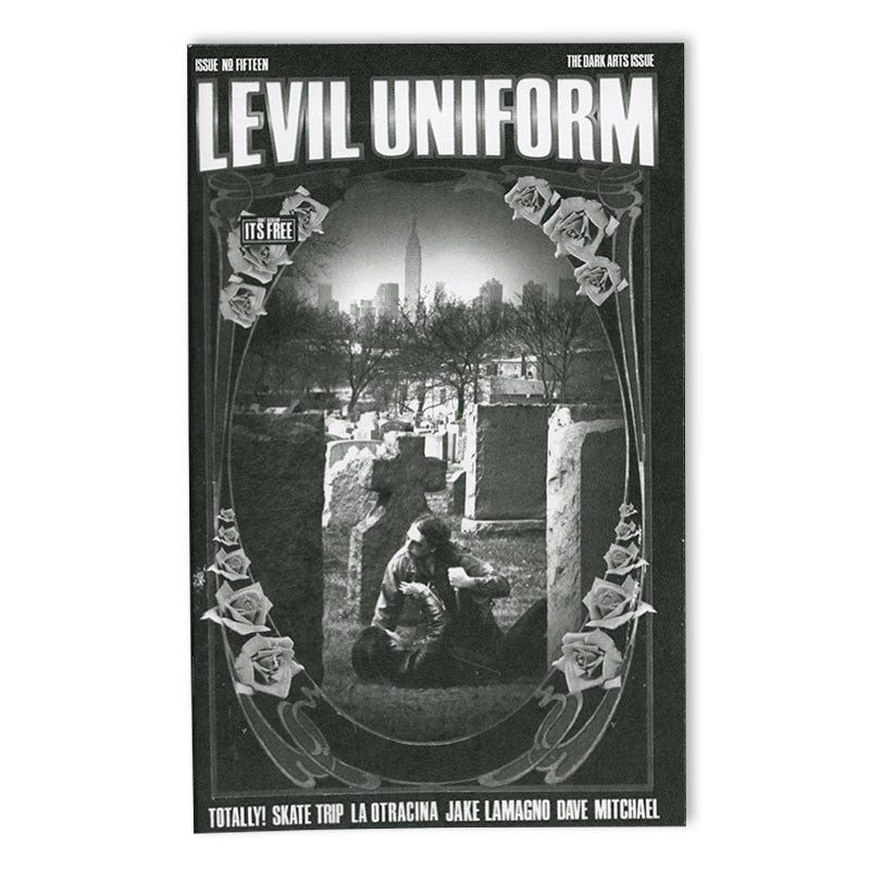 Levil Uniform Magazine Issue 15