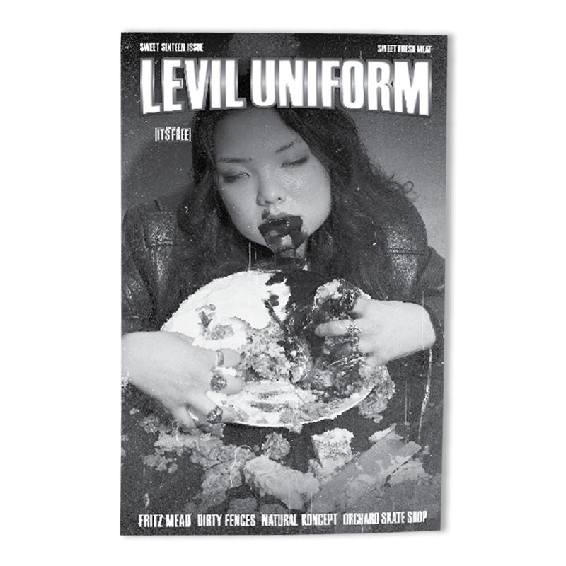 Levil Uniform Magazine - Sweet Sixteen Issue