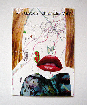 Kim Gordon - Chronicles Vol.2 Book (Nieves Publishing)