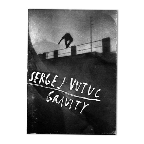 Gravity Zine by Sergej Vutuc