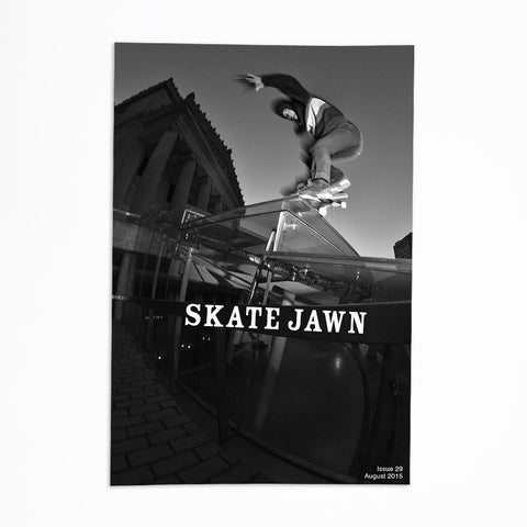 Skate Jawn Zine Issue 29