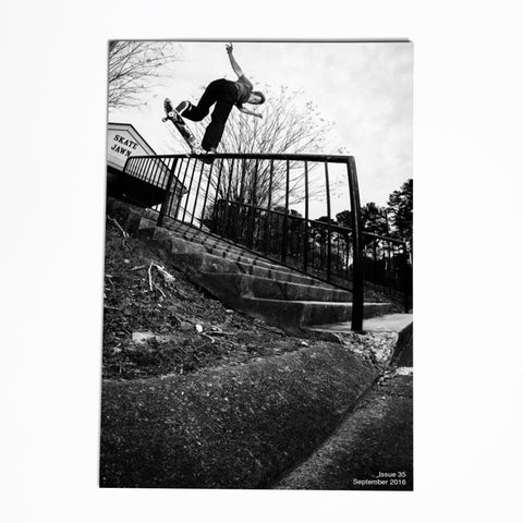 Skate Jawn Zine Photo Issue 1