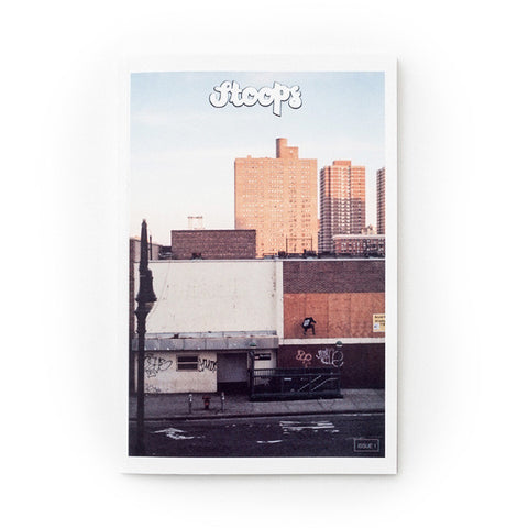 Stoops Magazine Issue #1