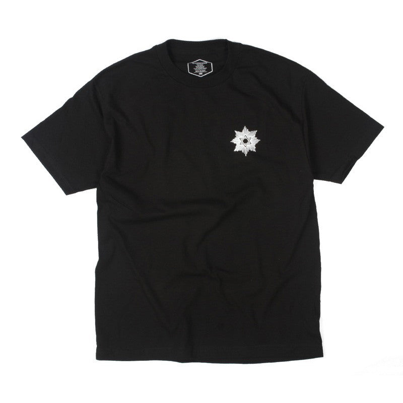 Butter Goods Babylon T Shirt - Black