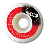 Broadcast Wheels Crop Circles 53mm