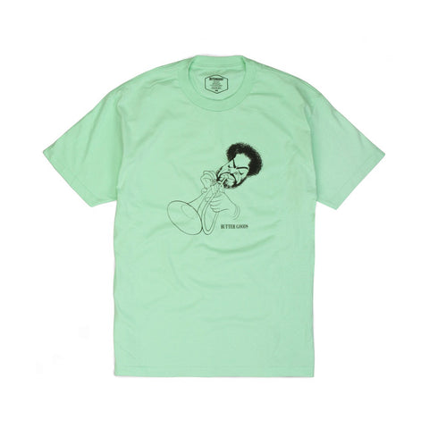Butter Goods Byrd T-shirt - Mint